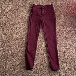 Refuge size 8 jeans from Charlotte Russe